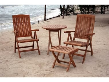 Anderson Teak Replacement Cushion for Katana Recliner and Steamer Lounge Set (Price Includes 3 Cushions) AKCUSHSET46