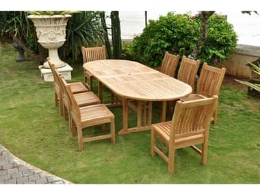 Anderson Teak Replacement Cushion for SET-76 (Price Includes 8 Cushions) AKCUSHSET76