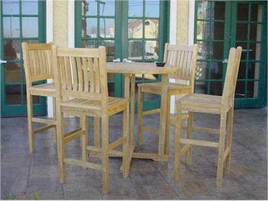Anderson Teak Replacement Cushion for Avalon Bar Set (Price Includes 4 Cushions) AKCUSHSET9