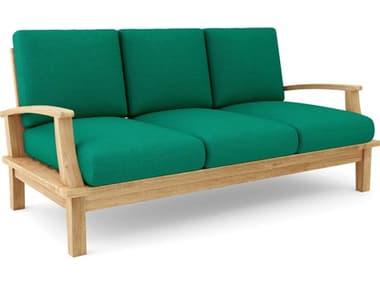 Anderson Teak Brianna Deep Seating Sofa + Cushion AKDS103