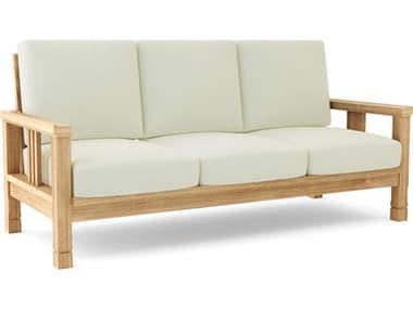 Anderson Teak South Bay Deep Seating Sofa AKDS3013