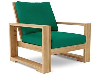 Anderson Teak Capistrano Deep Seating Armchair AKDS801