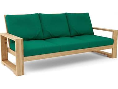 Anderson Teak Capistrano Deep Seating Sofa AKDS803
