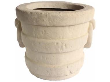 Anderson Teak Pompeii Round Planter AKPLR2724