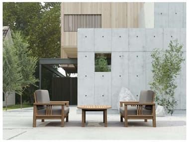 Anderson Teak South Bay Deep Seating 3-Piece Conversation Set A AKSET256