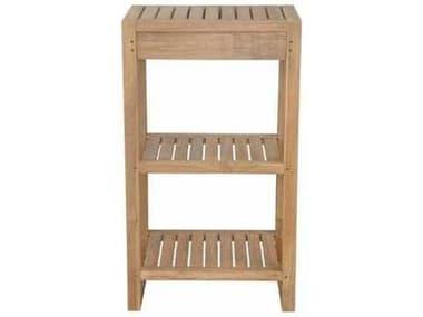 Anderson Teak Spa 2-Shelves Table AKSPA1519