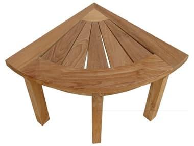 Anderson Teak Shower Stool Corner AKSPA1919