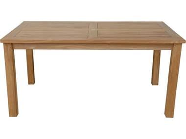 Anderson Teak Montage Rectangular Table AKTB6336DT