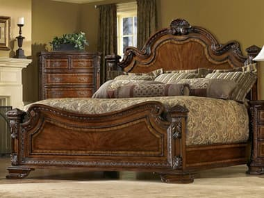 A.R.T. Furniture Old World Estate King Panel Bed AT1431562606