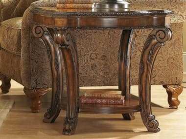 A.R.T. Furniture Old World 26 x 28 Rectangular End Table AT1433042606
