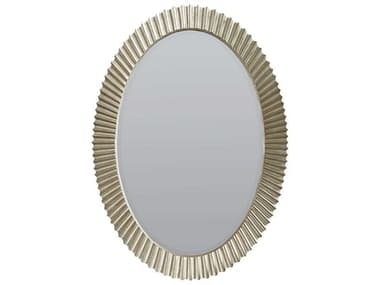 A.R.T. Furniture Morrissey Perrett Bezel 34''W x 48''H Oval Wall Mirror AT2181232727
