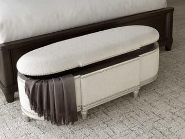 A.R.T. Furniture Morrissey Rhodes Bezel Storage Accent Bench AT2181492727