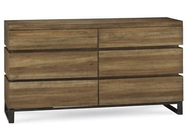 A.R.T. Furniture Epicenters Reclaimed Pallet Double Dresser AT2231302302
