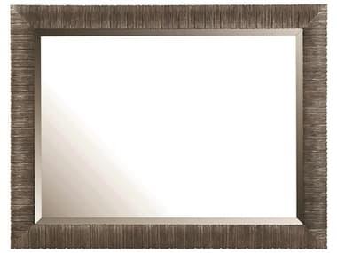 A.R.T Furniture Geode Kona 50''W x 39''H Rectangular Occo Wall Mirror AT2381212303