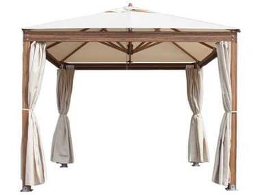 Bambrella Alize 13 x 10 Rectangular Pavilion with Curtain B13X4RECAC
