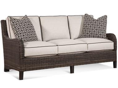 Braxton Culler Outdoor Tangier Sable Wicker Cushion Sofa BCO404011