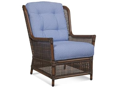 Braxton Culler Outdoor Palermo Russet Wicker Cushion Lounge Chair BCO440001