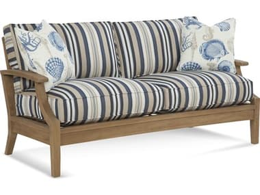 Braxton Culler Outdoor Messina Teak Cushion Sofa BCO489011