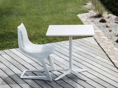 Bernhardt Design Plank Outdoor Miura Patio Dining Set BDO958001FD02FM02SET
