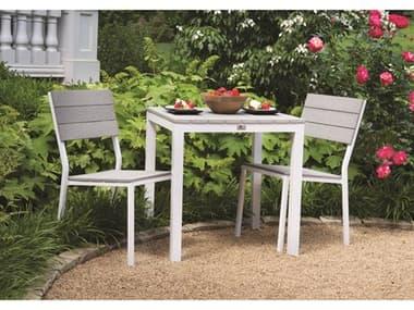 Berlin Gardens Pax Aluminum Dining Set BLGPAXDINSET3