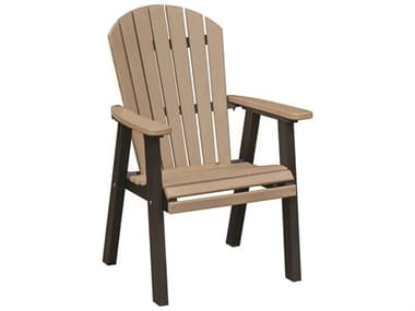 Berlin Gardens Comfo-Back Recycled Plastic Dining Chair BLGPEDC2127