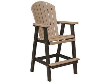 Berlin Gardens Comfo-Back Recycled Plastic 30'' XT Chair BLGPEXTC2139