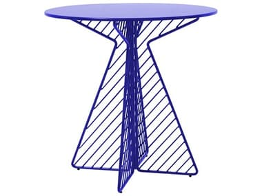 Bend Goods Outdoor Cafe 30'' Wide Round Bistro Table BOOCAFETABLEEB