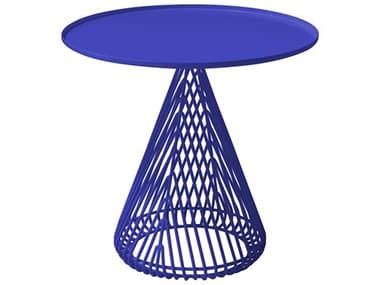 Bend Goods Outdoor Conical 20'' Wide Round End Table BOOCONICALTABLEEB