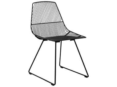 Bend Goods Outdoor Ethel Metal Dining Chair BOOETHELBLK