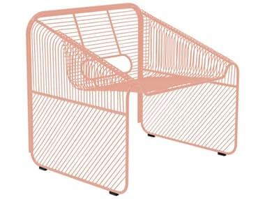 Bend Goods Outdoor Hot Seat Metal Lounge Chair BOOHOTSEATPNK
