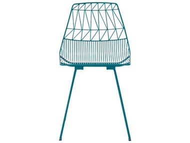 Bend Goods Outdoor Lucy Peacock Metal Dining Chair BOOLUCYPC