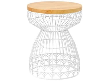Bend Goods Outdoor Sweet White Wood Dining Chair BOOSWEETWH