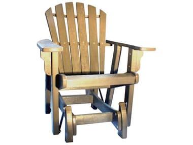 Breezesta Coastal Single Glider Lounge Chair Replacement Cushions BREAD0113CH