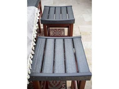 Breezesta Recycled Plastic Bar Stool Set BREBARHGHTSET10