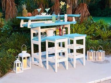 Breezesta Recycled Plastic Bar Set BREBARHGHTSET9