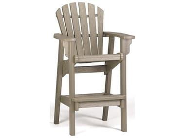 Breezesta Coastal Recycled Plastic Bar Chair BREBH0905