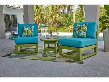 Breezesta Palm Beach Recycled Plastic Lounge Set BREPALMBCHLNGSET1