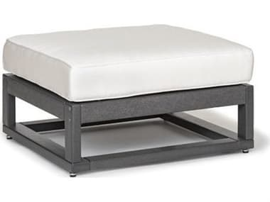 Breezesta Palm Beach Recycled Plastic Ottoman / Square Coffee Table BREPB1602