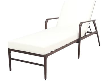 Cast Classics Presidio Cast Aluminum Cushion Chaise Lounge CC331229C