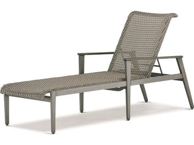 Cast Classics Fortuna Woven Wicker Chaise Lounge CC34329