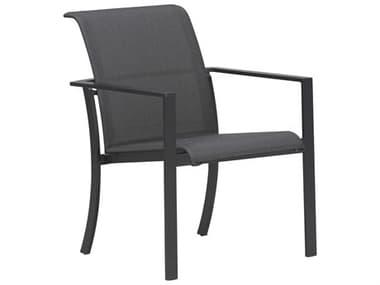 Cast Classics Coronado Sling Cast Aluminum Dining Arm Chair CC348010SL
