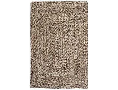 Colonial Mills Corsica Rectangular Weathered Brown Area Rug CICC99RGREC