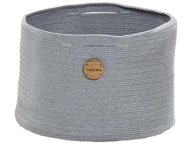 Cane Line Outdoor Soft Rope Medium 15'' Wide Round Basket CNO5132