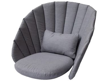 Cane Line Outdoor Peacock Lounge Chair Replacement Cushions CNO5458CH