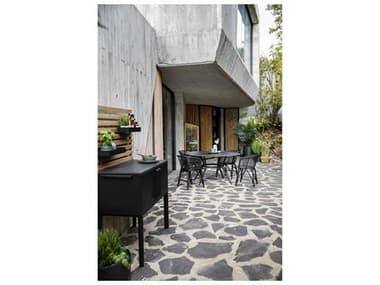 Cane Line Outdoor Blend Aluminum Dining Set CNOBLNDDINSET