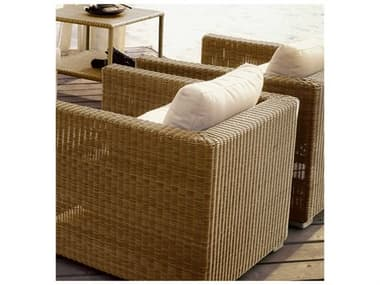 Cane Line Outdoor Chester Wicker Lounge Set CNOCHSTRLNGSET