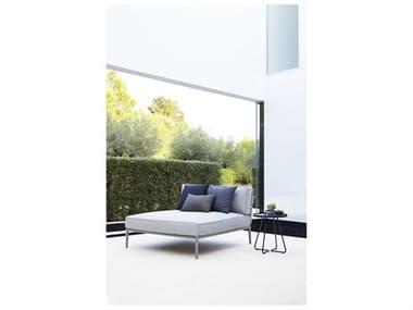 Cane Line Outdoor Conic Aluminum Cushion Lounge Set CNOCNICLNGSET
