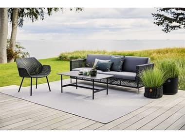Cane Line Outdoor Connect Wicker Lounge Set CNOCNNCTLNGSET2