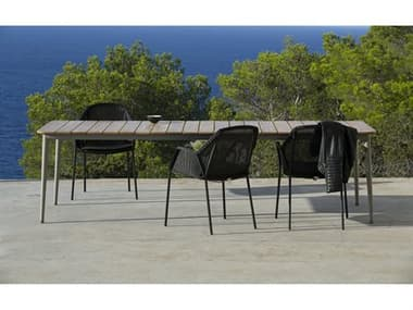 Cane Line Outdoor Core Aluminum Dining Set CNOCOREDINSET2