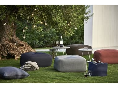 Cane Line Outdoor Divine Footstool Cushion Set CNODIVINEFTSTLSET2